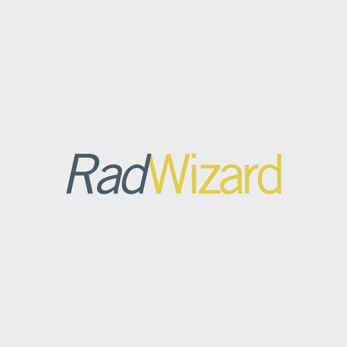 radwizard software generates monthly dosimetry reports in electronic format and includes alara and fetal doses