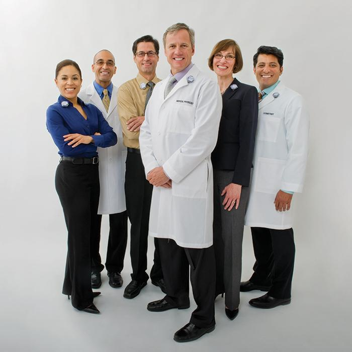 team of therapy physicists and dosimetrists who provide special physics consulting to hospital and health care facilities
