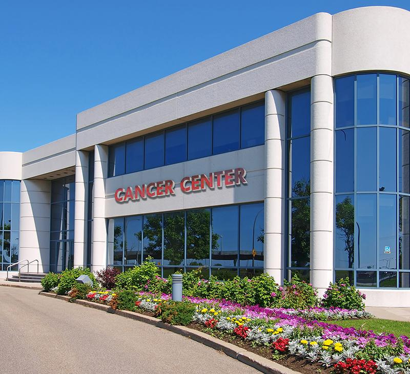 new cancer center that is safe and compliant thanks to planning and design services from landauer medical physics